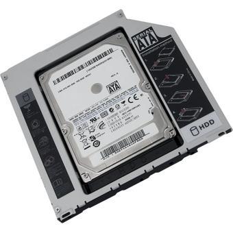 mp Storeva Optical Bay SATA Support disque dur MacBook Pro Unibody w