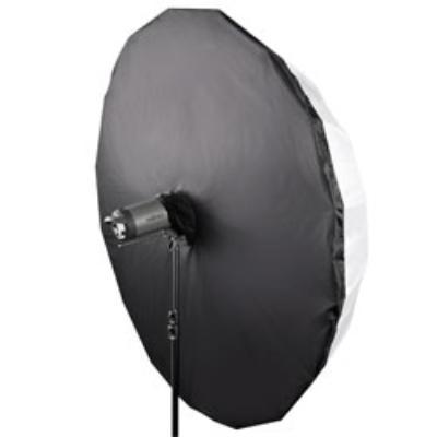 Walimex 18403. Diamètre: 1800 mm Caractéristiques : - Facteur de format : Rond - Couleur : Noir, Blanc - Matériel : Plastique - Diamètre : 1800 mm