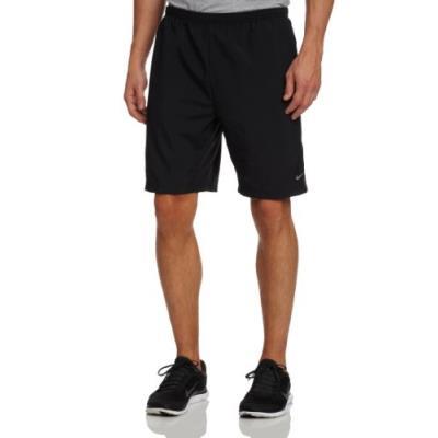 Nike Short Pour Homme 23 Cm Noir Noir Blanc Anthracite Argenté Réfléchissant Petit pour 38€