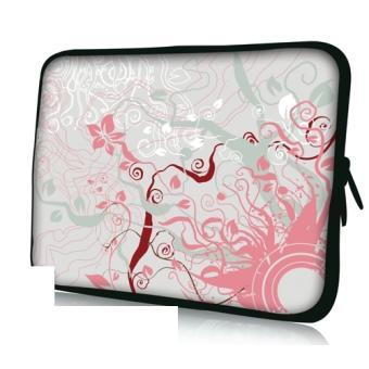 Housse ordinateur portable 13 pouces rose tribale achat for Housse ordinateur 13 pouces