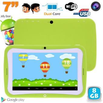 tablette tactile enfant ducative 7 pouces android 4 2 2 vert 8go achat prix fnac. Black Bedroom Furniture Sets. Home Design Ideas