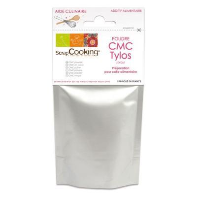 Image du produit Poudre pour colle alimentaire CMC