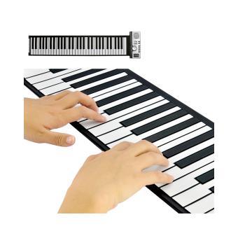 piano en rouleau souple clavier synth tiseur avec touches programmables top prix fnac. Black Bedroom Furniture Sets. Home Design Ideas