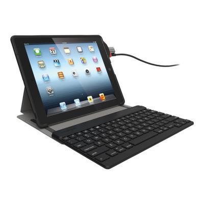 Fnac.com : Kensington KeyFolio SecureBack Protective Case, Bluetooth Keyboard & Lock - clavier - QWERTY - Clavier. Remise permanente de 5% pour les adhérents. Commandez vos produits high-tech au meilleur prix en ligne et retirez-les en magasin.