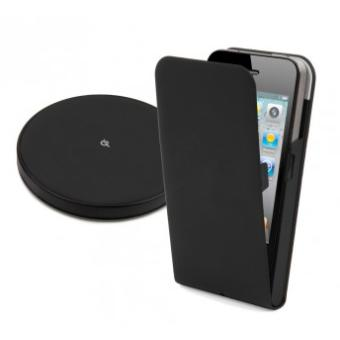 pack etui station de charge par induction iphone 4 4s acc achat prix fnac. Black Bedroom Furniture Sets. Home Design Ideas