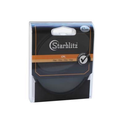 Idéal pour équiper votre appareil photo numérique de type réflex, le filtre polarisant Starblitz 57 mm PL-CIR vous permet de renforcer le contraste de vos sujets. Il affine leffet de polarisation par rotation manuelle de sa bague externe.Grâce à ce filtre