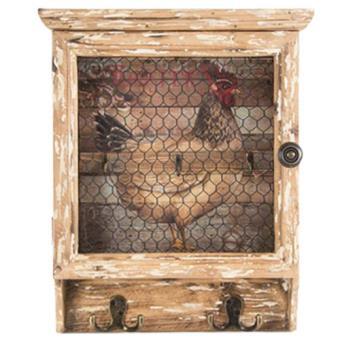 boite armoire rangement cl s murale xxl 40 cm cl s. Black Bedroom Furniture Sets. Home Design Ideas