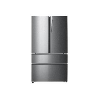 Haier hb25fssaaa r frig rateur am ricain 4 portes inox - Refrigerateur americain 3 portes inox ...