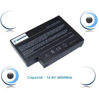 batterie pour ordinateur portable hp compaq presario 2520. Black Bedroom Furniture Sets. Home Design Ideas