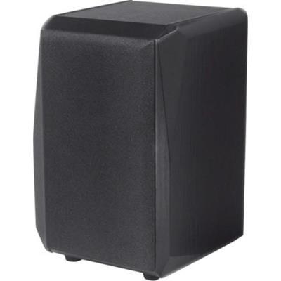 Ces enceintes bibliotheque TG1000B sont ideales pour la musique de fond ou comme Surroundbox. Elles sont equipees d une basse de 100 mm et un dome en Mylar cadre couvercle amovible bass reflex port.- Connexion via les bornes - Impedance de 8 ohms - Repons