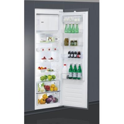 Couleur : Intégrable - Dimensions H x L x P (cm) : 177.1 x 54 x 54.5 - Classe énergétique : A + - Volume net réfrigérateur (L) : 262 - Volume net congélateur (L) : 30