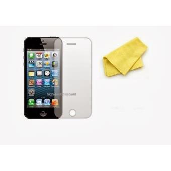 lot de 3x films de protection protecteur ecran pour apple iphone 5 5s 5g achat prix fnac. Black Bedroom Furniture Sets. Home Design Ideas