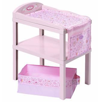 baby annabell 792377 table 224 langer accessoire pour poupon achat prix fnac