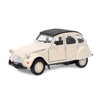 petite voiture citro n 2 cv blanche malval achat prix fnac. Black Bedroom Furniture Sets. Home Design Ideas