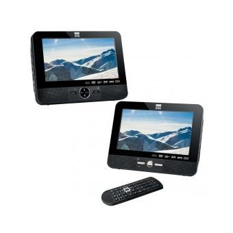 pack lecteur dvd portable usb sd cran 7 kit voiture top prix fnac. Black Bedroom Furniture Sets. Home Design Ideas