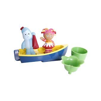 dans le jardin des r ves le bateau d igglepiglle playset jouets de bain achat prix fnac. Black Bedroom Furniture Sets. Home Design Ideas