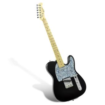 guitare lectrique micro simple bobinage micro style t. Black Bedroom Furniture Sets. Home Design Ideas