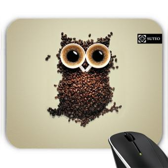 tapis de souris hibou original ref 387 achat prix fnac. Black Bedroom Furniture Sets. Home Design Ideas