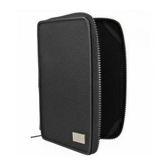 Housse rock zipp e noir pour tablette ipad 2 ipad air ipad for Housse zippee