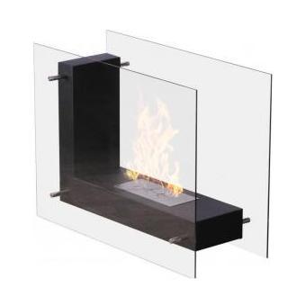 chemin e bio thanol poser oyomm noir achat prix fnac. Black Bedroom Furniture Sets. Home Design Ideas