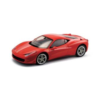 voiture radiocommand e ferrari 458 italia 1 16 achat prix fnac. Black Bedroom Furniture Sets. Home Design Ideas