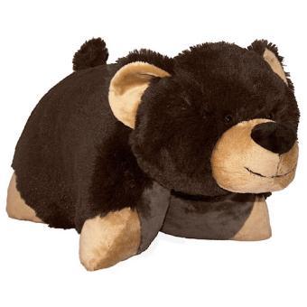 Mookie ? Pillow Pets ? Mr Bear ? Ours Brun ? Peluche Oreiller