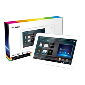 polaroid platinum tablette android 4 4 kitkat 16. Black Bedroom Furniture Sets. Home Design Ideas