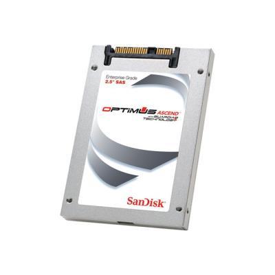 Les disques SSD SAS Optimus Ascend de SanDisk conviennent parfaitement aux applications collaboratives, aux services d´e-mail et de messagerie, aux transactions financières en ligne (OLTP), aux bases de données et aux infrastructures de bureau virtuel (VD