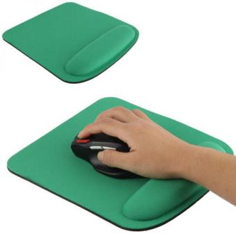 tapis de souris ergonomique repose poignet gel ultra fin vert achat prix fnac. Black Bedroom Furniture Sets. Home Design Ideas