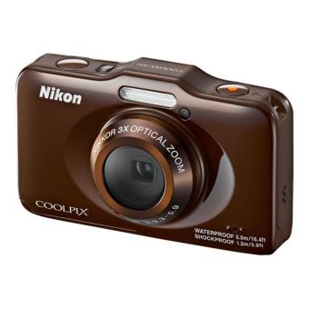 nikon coolpix s31 appareil photo num rique achat. Black Bedroom Furniture Sets. Home Design Ideas