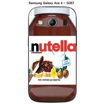 coque samsung galaxy ace 4 g357 nutella achat prix fnac. Black Bedroom Furniture Sets. Home Design Ideas
