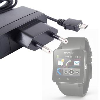 chargeur secteur usb pour montre connect e smartwatch smartwatch 2 de sony achat prix fnac. Black Bedroom Furniture Sets. Home Design Ideas