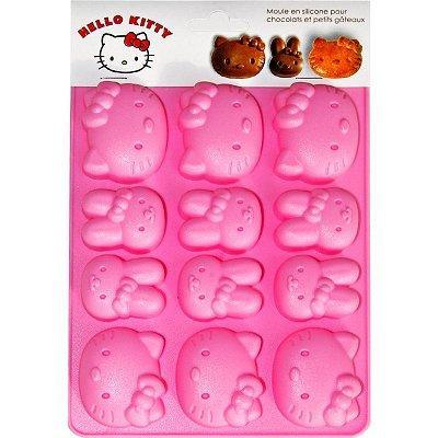 Image du produit ScrapCooking® - Moule en silicone Hello Kitty : Petit modèle