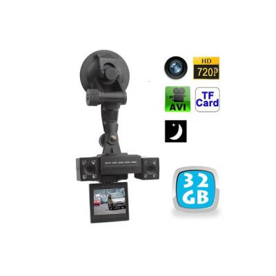 Cette caméra sport embarquée boite noire 4 Go va devenir indispensable en voiture. En effet, la polyvalence de cet article lui donne une utilité très appréciable. Amateur de courses ou de rallyes, cette caméra sport embarquée 4 Go vous permettra d´enregis
