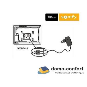 bloc alimentation seul de remplacement pour visiophone. Black Bedroom Furniture Sets. Home Design Ideas