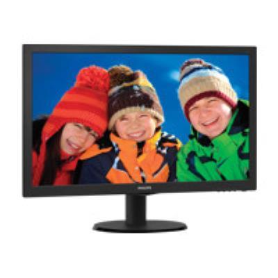 Fnac.com : Philips V-line 223V5LHSB - écran LED - 21.5 - Ecran PC. Remise permanente de 5% pour les adhérents. Commandez vos produits high-tech au meilleur prix en ligne et retirez-les en magasin.