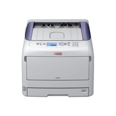 La C831 est l´imprimante idéale pour les PME et groupes de travail qui souhaitent imprimer rapidement en interne et à la demande, des impressions de haute qualité et des volumes élevés. Offrant les meilleures vitesses d´impression (35 ppm) dans cette caté