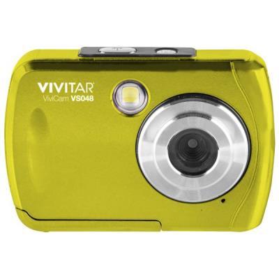 Caractéristiques générales Appareil photo compact VIVITAR VS048 jaune