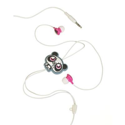 Moshi Monsters - Shi Shi Type de produit: Écouteurs Type d´écouter: Intra-auriculaires Jack: 3,5 mm Garantie du fabricant: 1 an Fabricant : Antigrav Media Couleur : NA multicolore multicolore