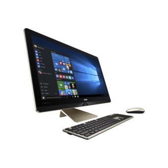 ordinateur tout en un asus zen aio 24 uhd gold gk048x. Black Bedroom Furniture Sets. Home Design Ideas