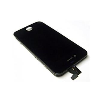 ecran iphone 4s noir noir achat prix fnac. Black Bedroom Furniture Sets. Home Design Ideas