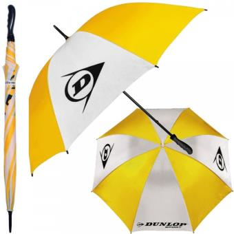 parapluie blanc jaune dunlop anti retournement achat prix fnac. Black Bedroom Furniture Sets. Home Design Ideas