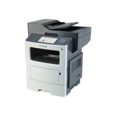 L´imprimante multifonction Lexmark MX611dhe propose des fonctions d´impression, de copie, de télécopie, de numérisation et de courriel et peut atteindre des vitesses d´impression de 50 ppm. Elle permet en outre d´effectuer des impressions recto-verso et c