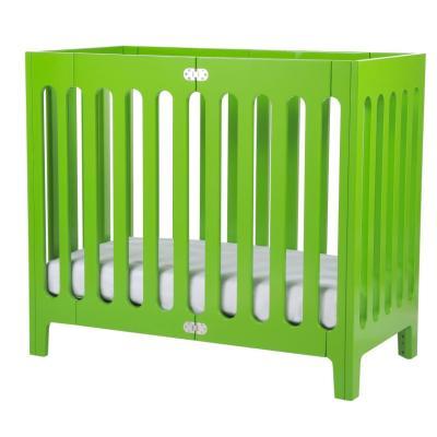Lit Bébé ALMA Mini Vert pour 378€