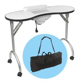 Table manucure pliante avec aspirateur peggy sage achat - Aspirateur de table pas cher ...