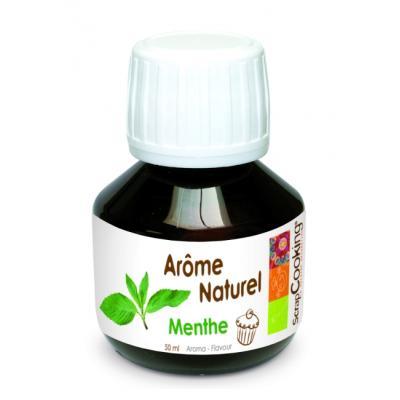 Image du produit Arôme naturel de menthe, ScrapCooking