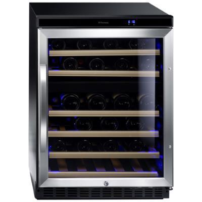 Cave à vin multi-usages 2 températures de conservation et/ou de service - 2 temp. - En haut de 5° à 13°C, en bas de 13°C à 22°C Marque : DOMETIC Couleur : Noir Nombre de températures : 2 Plage de températures : En haut de 5° à 13°C, en bas de 13°C à 22°C