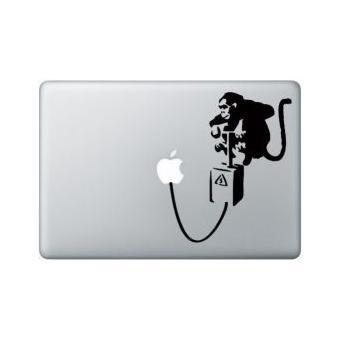 stickers macbook singe dynamite macbook air 11 pouces blanc achat prix fnac. Black Bedroom Furniture Sets. Home Design Ideas