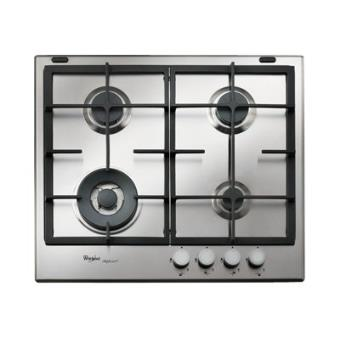 Whirlpool ixelium gma 6422 ixl table de cuisson au gaz - Table de cuisson whirlpool ...