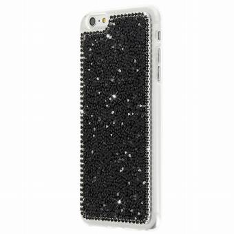 coque gel diamant cass noir pour iphone 6 6s achat prix fnac. Black Bedroom Furniture Sets. Home Design Ideas